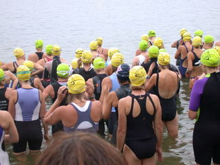 Women's Triathlon, Farmington, CT 09.14.08